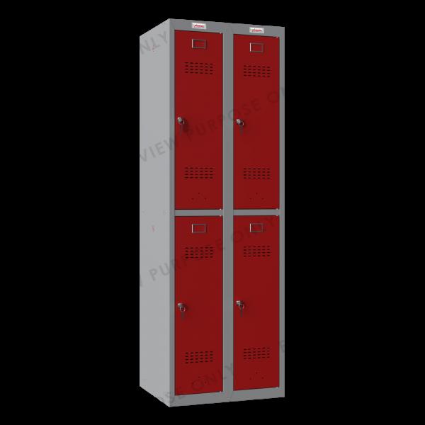 PHOENIX Spind und Garderobenschrank PL2460GRK
