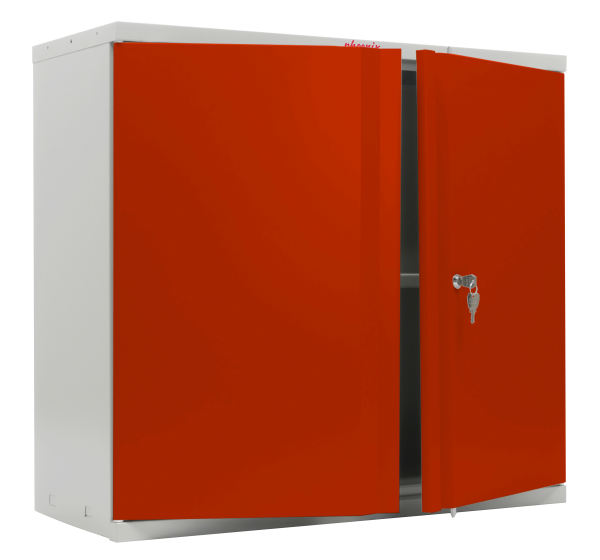 Stahlschrank SCL-Serie rot S