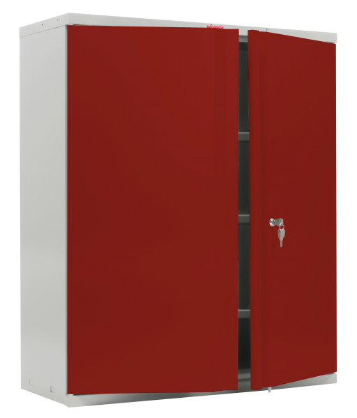 Stahlschrank SCL-Serie rot M
