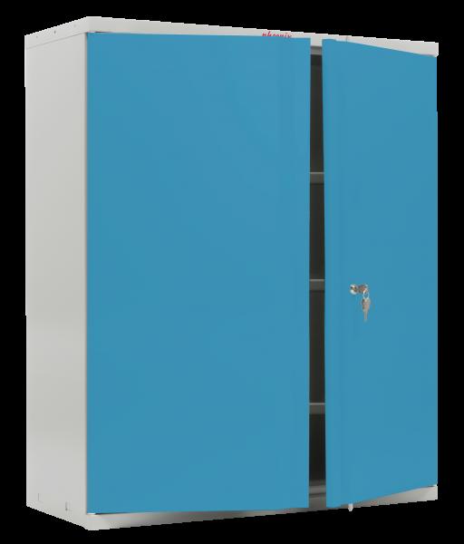 Stahlschrank SCL-Serie blau M