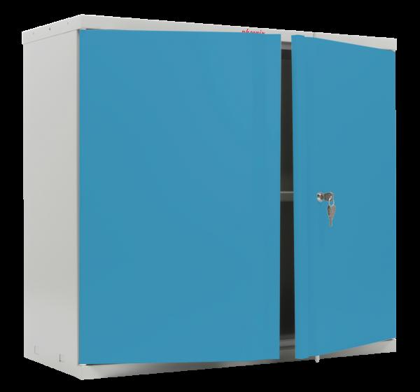 Stahlschrank SCL-Serie blau S