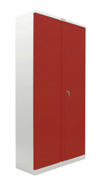 Stahlschrank SCL-Serie rot L